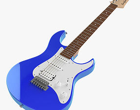 Electric Guitar 3d 3D