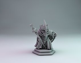 Dwarf King 3D print model