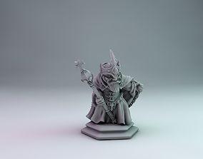 Dwarf King 3D print model