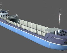 3D General Cargo COMBI COASTER Damen
