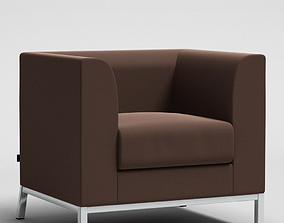 Sofa DOMINO 3D asset realtime