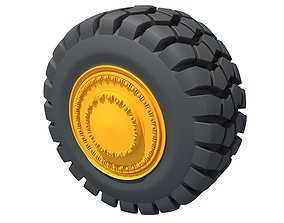 3D Off Road Wheel