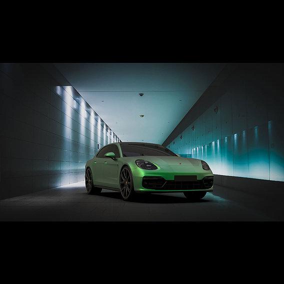 Porsche Panamera 2018 gts sport turismo