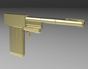 Golden Gun from James Bond 007 3D