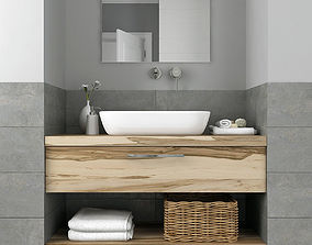3D Furniture and decor for bathrooms 6