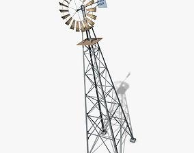 Windmill wood engineering 3D
