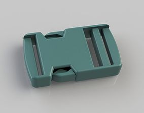 Fastex - snap buckles 3D print model