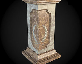 Pedestals classicism 3D