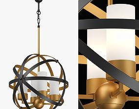 731147 Cero Lightstar hanging chandelier 3D model