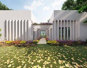 Guest House Concept 3D printable model