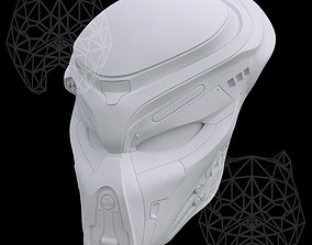 3D print model Predator 2018 Mask