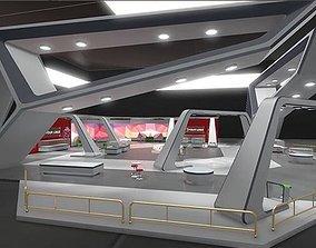 realtime 3D Showroom Level Kit Vol 6