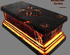 lava base 3D model