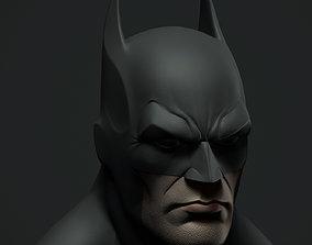 Batman Head sculptures 3D print model