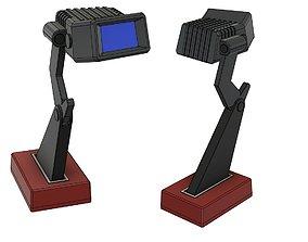 Discovery Enterprise Helm Scope 3D print model