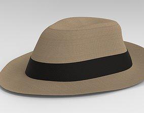 Hat Realistic 3D Model