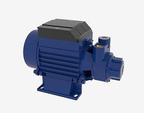 3D model Half HP Electric Water Pump