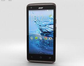 3D model Acer Liquid Z410 Black