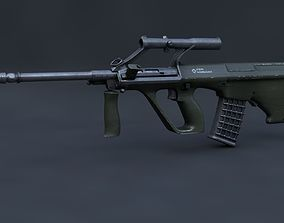 Steyr AUG 3D model