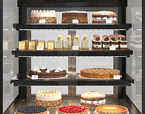 3D model Pastry display EVO K