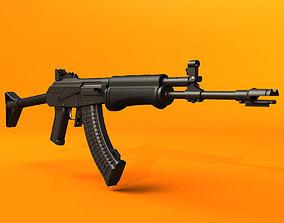 Assault rifle RK 62 3D