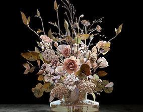 3D model Bouquet 04 grass