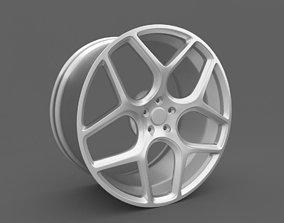 Vossen 3D model