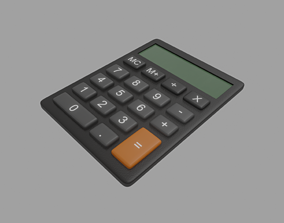 3D asset realtime Calculator