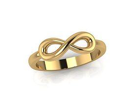 Ring 8 jewel 3D print model