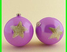 Christmas Ball 01 3D