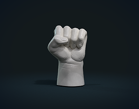 Fist Hand 3D printable model