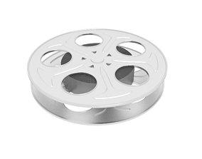 film reel 3D asset