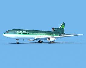 Lockheed L-1011 TriStar Air Lingus 1 3D