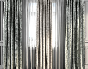 Curtain Set 275 3D