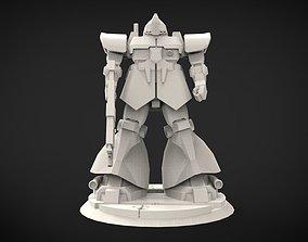 3D print model MS-09F-trop Dom Tropen