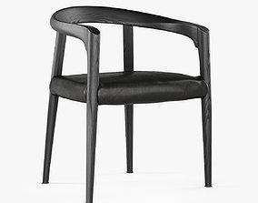 3D model Molteni Miss chair