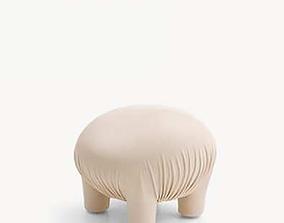 moroso anomaly pouf 3D