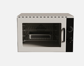 3D Industrial Convection Oven
