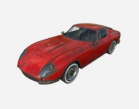 3D model Abandoned Car 60