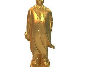 3D printable model Mao Zedong9