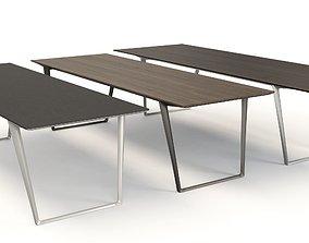 3D AXY Comfort Extension Desk Table