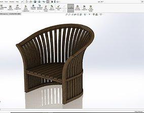 3D model 48 clasic chair
