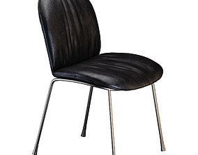 3D model Tina Chair by Cattelan Italia