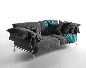 Chat 12 Sofa 3D