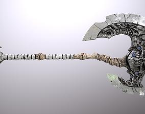 DarkSouls Axe FanMade 3D model