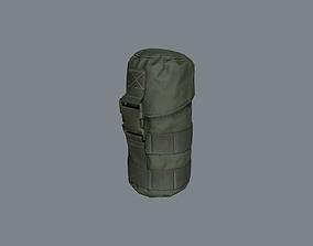 3D model Bottle pouch