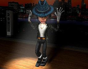 Jackson 3D model