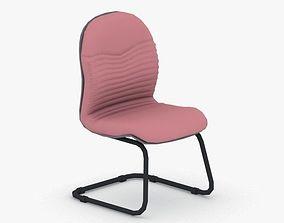 3D asset 1321 - Office Chair