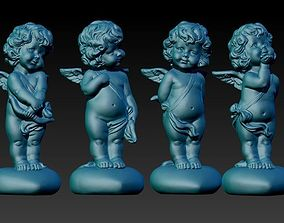 cupid statues 3D printable model