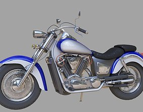 3D model Honda Motorcycle
